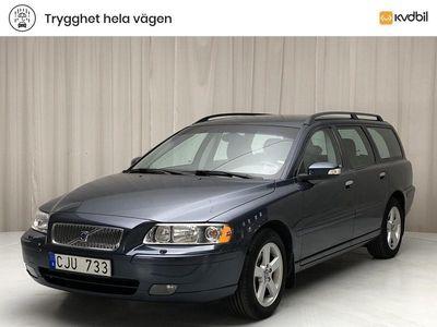 begagnad Volvo V70 2.4 (170hk)