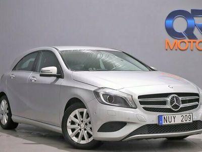 begagnad Mercedes A180 A BenzEuro 6 2013, Halvkombi Pris 119 800 kr