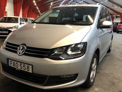 begagnad VW Sharan 2.0 TDI BlueMotion Technology (140hk)