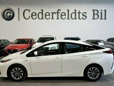 begagnad Toyota Prius Plug-in Hybrid 1.8 VVT-i Executive 1-Ägare 2017, Halvkombi Pris 239 800 kr
