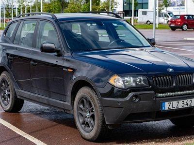 begagnad BMW X3 Comfort