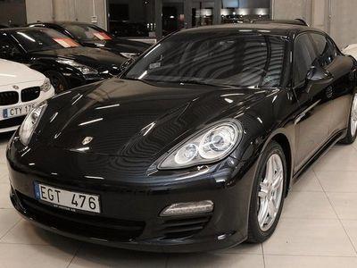 begagnad Porsche Panamera Diesel - Sport Chrono Taklucka 2012, Halvkombi 369 900 kr