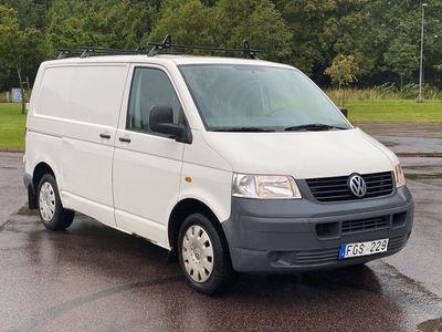 begagnad VW Transporter 2.0 CNG Comfort 11400M