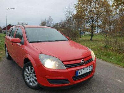 begagnad Opel Astra Caravan 1.6 Twinport - Rymlig Bra bil