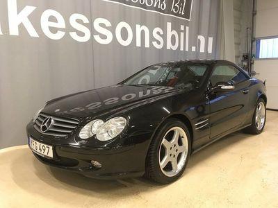begagnad Mercedes SL500 Mercedes-Benz SL 500