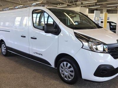begagnad Renault Trafic Skåp Nordic Line L2H1 125 2019, Transportbil 368 575 kr
