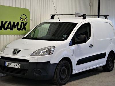 begagnad Peugeot Partner Van 1.6 HDi Webasto Drag (92hk)
