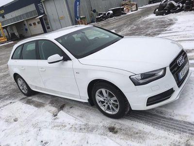 begagnad Audi A4 Avant 2.0 TDI DPF Sport Edition,