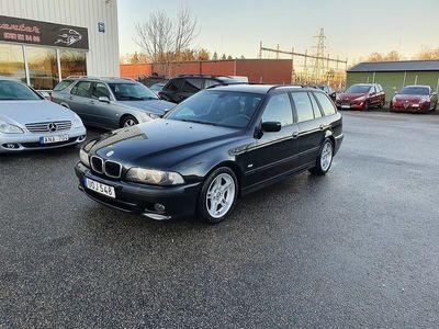 begagnad BMW 525 i Touring M Sport 192hk Sv - Såld 14000 Mil