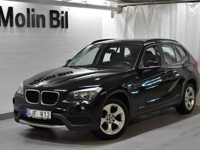 begagnad BMW X1 xDrive 18d