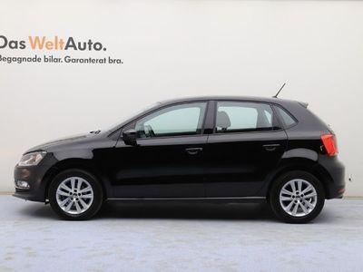 begagnad VW Polo TSI90