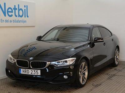 begagnad BMW 420 Gran Coupé d Sport line 184hk