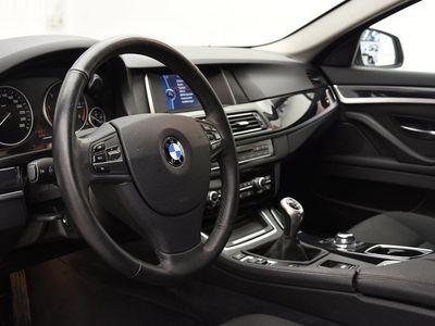 begagnad BMW 520 d Touring 184hk M-VÄRM / DRAG