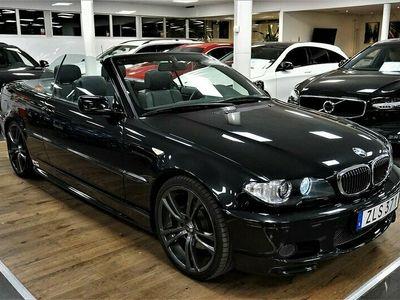begagnad BMW 325 Ci Convertible Automat M Sport 192hk