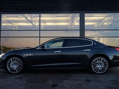 begagnad Maserati Quattroporte S Q4 AWD 830MIL***RÄNTEFRITT***