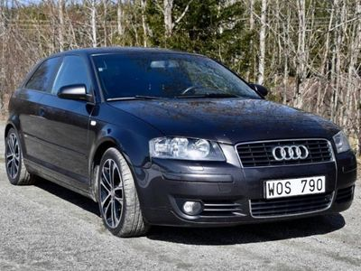 begagnad Audi A3 Sportback 2.0 FSI, S-Line, 05 -05