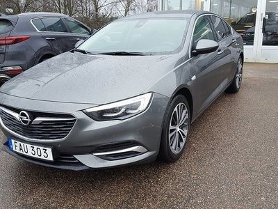 begagnad Opel Insignia Grand Sport 1.6T 200hk Automat Euro 6