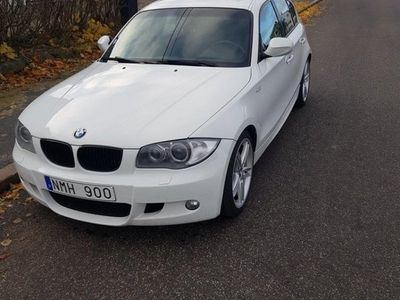 begagnad BMW 118 d M-paket