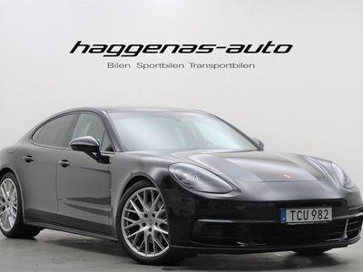 begagnad Porsche Panamera 4S Diesel / Panorama / BOSE