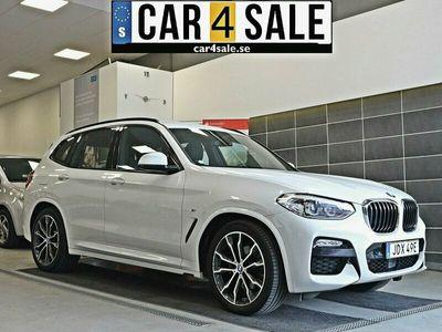 begagnad BMW X3 xDrive20i | M Sport pkt | 184hk | Värmare | NYSKICK