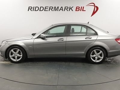 begagnad Mercedes C220 CDI BlueEfficiency W204 (170hk) Classic