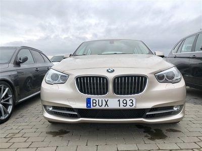 begagnad BMW 530 Gran Turismo d xDrive -11