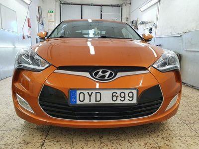 begagnad Hyundai Veloster 1.6 GDI 140hk