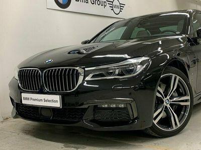 "begagnad BMW 740 e iPerformance Aut M-Sport | H&K | Navi | 20"" | Panorama glas"