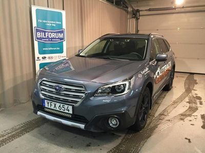 begagnad Subaru Outback 2,5i Summit, Drag, Vhjul