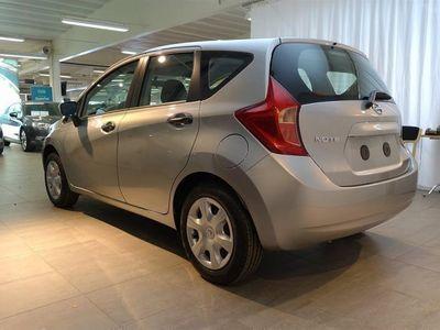 begagnad Nissan Note Visia 80hk -15