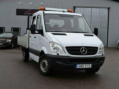 begagnad Mercedes Sprinter 313 CDI Crew Cab DH Manuell, 129hk