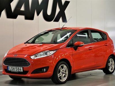 begagnad Ford Fiesta 1.0 | 5-dörr | SYNC | 80hk
