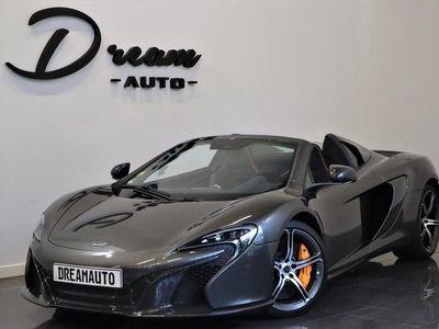 begagnad McLaren 650S SPIDER CAB FRÅN 8500KR