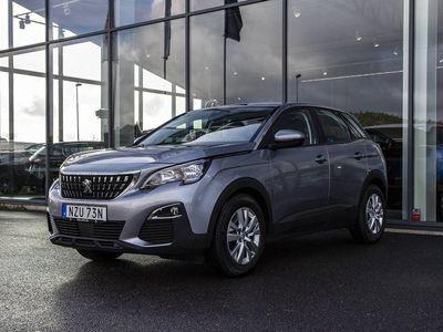 begagnad Peugeot 3008 130hk Automat Bensin 1.335 mil
