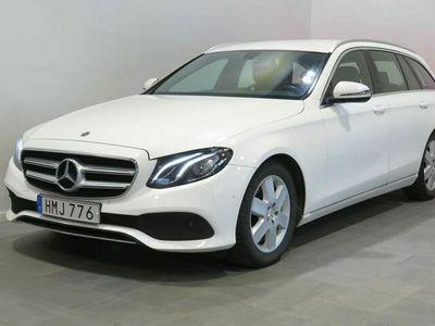 begagnad Mercedes E220 - Benz9G - Tronic 163hk | NAV / El - baklucka