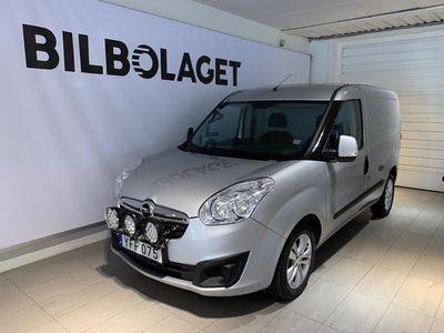 begagnad Opel Combo 1.3 CDTI Skåp (95hk)