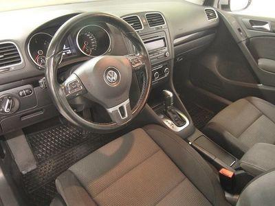 begagnad VW Golf 1,6 TDi BMT DSG7 Masters 2012, Kombi 89 800 kr