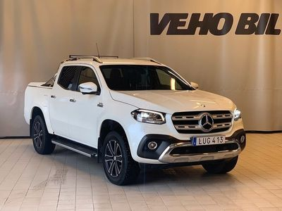 begagnad Mercedes X350 POWER EDITION