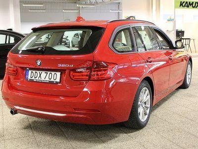begagnad BMW 320 d Drag Nyservad Keyless
