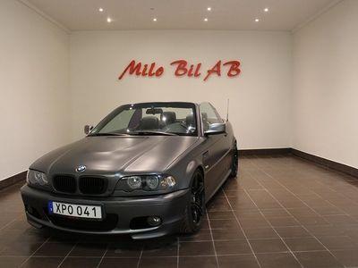 begagnad BMW 320 Cabriolet Ci Convertible Ci AUT M3 OPTIK NAVI 170HK