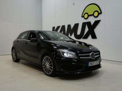 begagnad Mercedes A200 | CDI | AMG | Exclusive | 136hk