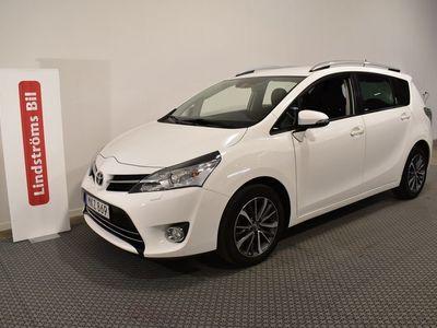 begagnad Toyota Verso 1.8 Active+ 7-sits Vhjul Navi 6 år garanti