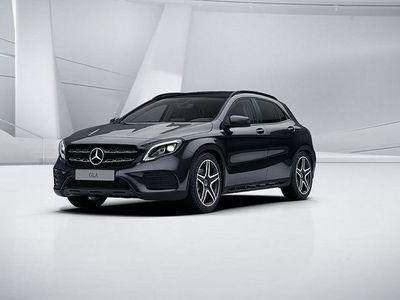 begagnad Mercedes GLA250 4MATIC SUV
