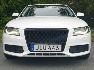 begagnad Audi A4 Avant 2.0 TDI DPF Multitronic Proline