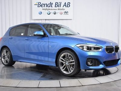 usado BMW 120 d xDrive M-sport/ Connected/Aut