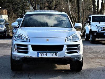 begagnad Porsche Cayenne 3.6 V6 FACELIFT MAXUTR 290HK