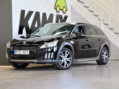 begagnad Peugeot 508 Hybrid4 RXH 163hk   AUT   Drag