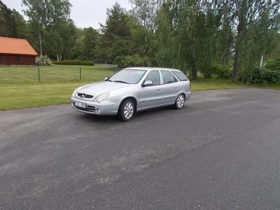 brugt Citroën Xsara Break 1.6 109hk,Drag