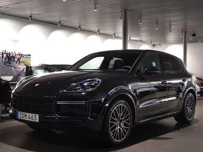 begagnad Porsche Cayenne Tubro