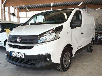 begagnad Fiat Talento Nordic L1H1 105 hk